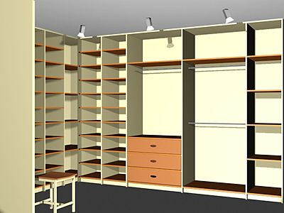 begehbarer kleiderschrank eine bauanleitung erobert frauenherzen. Black Bedroom Furniture Sets. Home Design Ideas