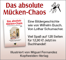 Das absolute Mcken-Chaos